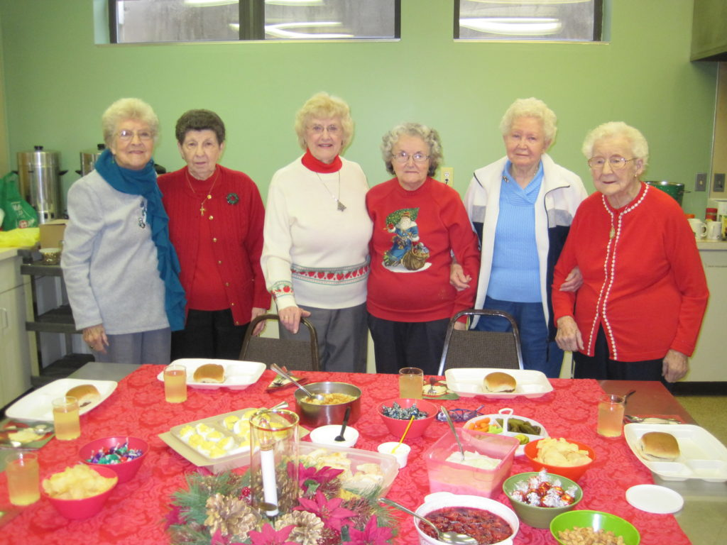 Women's Guild Christmas Party